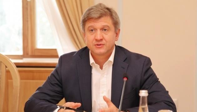 Данилюк обговорив з ексзаступником генсека ООН Донбас і міжнародну безпеку