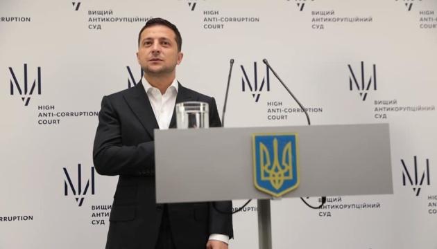 Зеленский заявил, что считает Трампа своим наставником