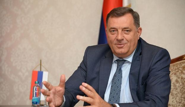 Киев направил ноту Боснии и Герцоговине из-за планов Додика посетить Крым
