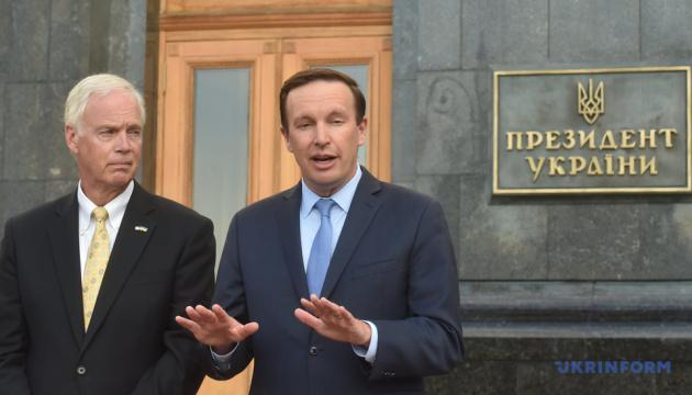 Взаємне звільнення Україною та РФ утримуваних буде серйозним кроком - сенатор