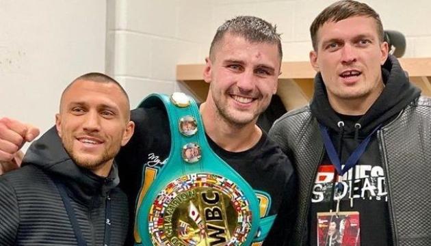 У жовтні в США пройдуть відразу три мегафайти за участю українських боксерів