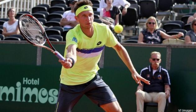Стаховський зачохлив ракетку на турнірі ATP в Кассісі після третього кола