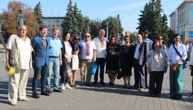 На фестиваль Лесі Українки до Луцька приїхали письменники з шести країн