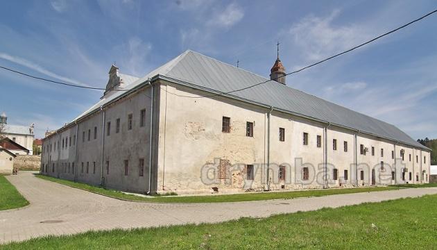 В Тернопольской области реставрируют монастырь XVII века