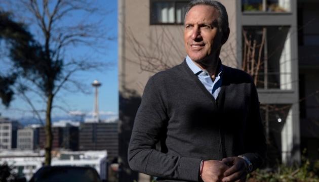 Экс-глава Starbucks не будет участвовать в выборах президента США