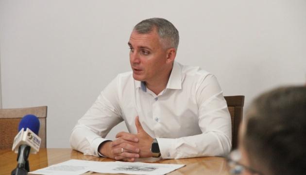 У Миколаєві презентували елементи моделі