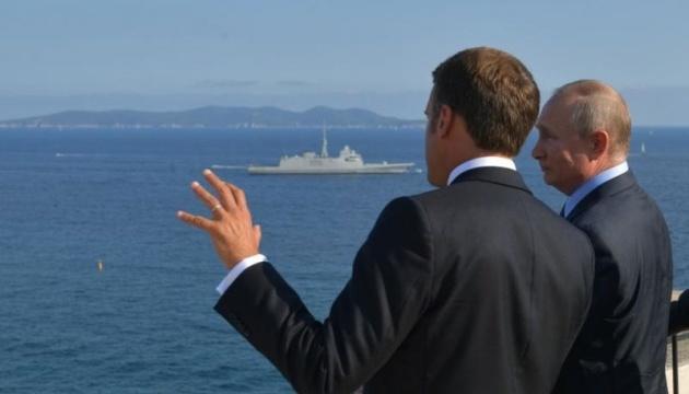 Макрон повторює помилки західних лідерів стосовно Росії - Chatham House