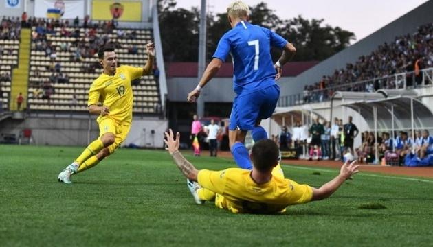 Молодіжна збірна України з футболу програла фіннам на старті відбору Євро-2021