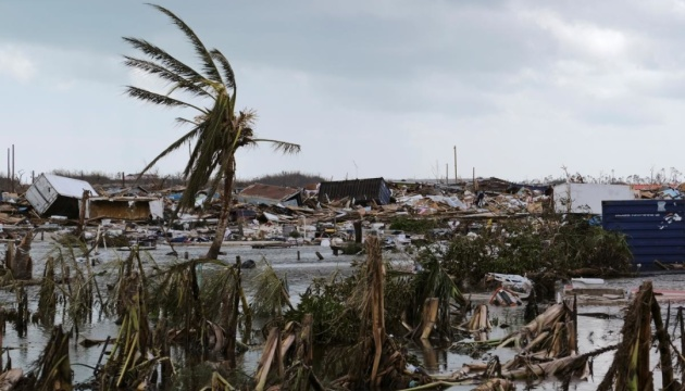 На Багамах зросла кількість жертв урагану «Доріан»