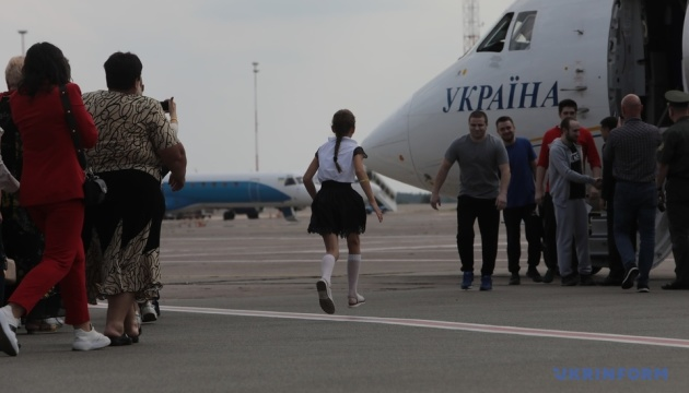 Украина–Россия: Про обмен военнопленными. Остаются загадки