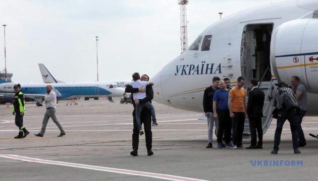 Коли ранок починається не з кави, або Про повернення бранців Кремля в Україну...