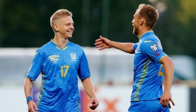 Збірна України з футболу перемогла Литву у відборі на Євро-2020