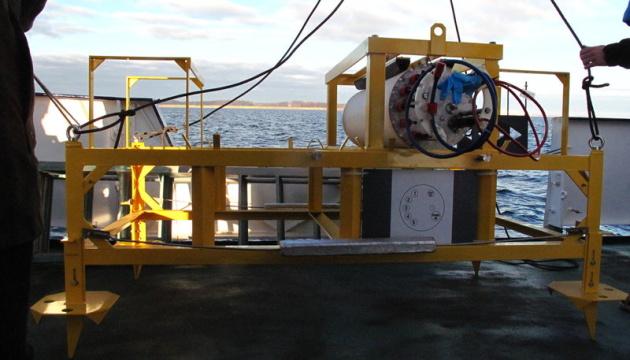 З дна Балтійського моря поцупили 740-кілограмову обсерваторію