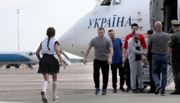 Колишні бранці Кремля розповіли про полон і своє повернення