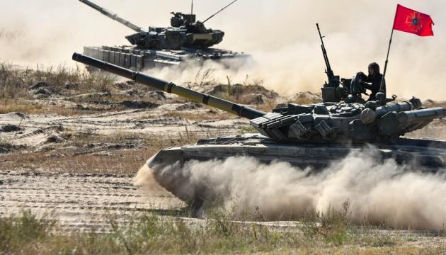 На счету танкистов сотни спасенных жизней — Хомчак