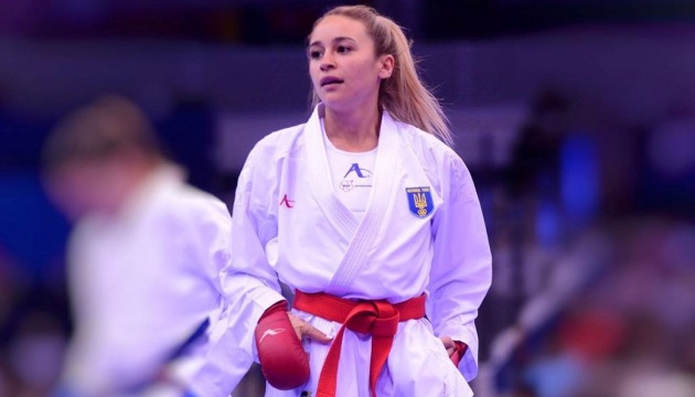 Украинка Терлюга победила на турнире Karate1 Premier League в Токио
