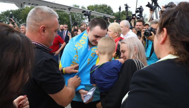 Освобожденные из российского плена моряки дадут пресс-конференцию в Укринформе