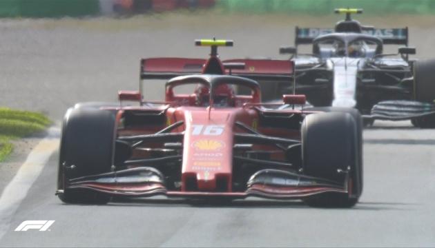 Формула-1: Леклер виграв Гран-прі Італії