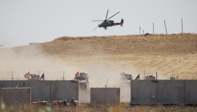 Туреччина і США провели перше спільне патрулювання у Сирії