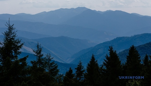 У мережі показали відео про гірське Закарпаття
