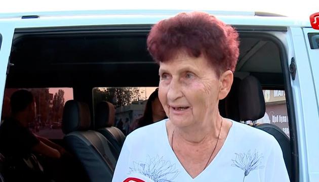 Мама Сенцова до останнього не могла повірити, що сина звільнять