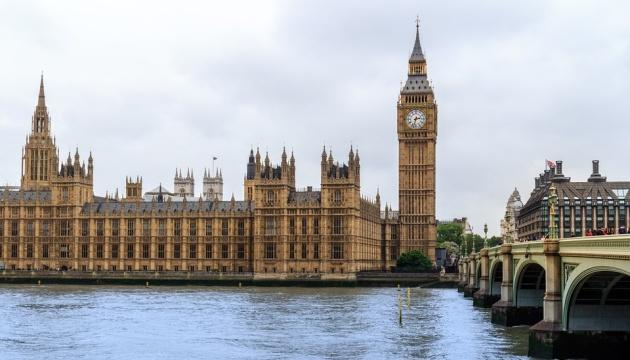 Британський парламент завтра відновить роботу