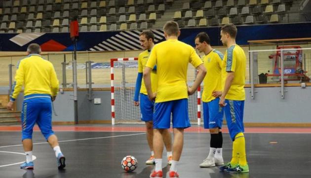 Українські футзалісти програли Іспанії в 2 турі Євро-2019 U-19