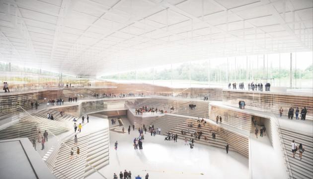 Österreichisches Architekturbüro Querkraft gewinnt Wettbewerb zum Babyn-Jar-Mahnmal in Kyjiw