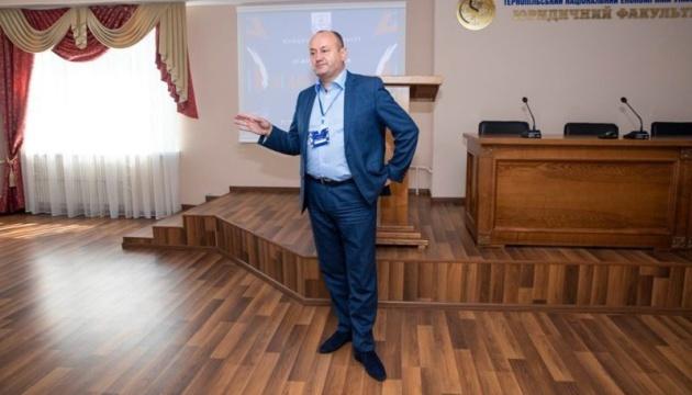 Тернопільський виш звернувся до Зеленського через замах на ректора
