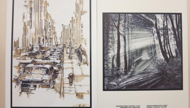 W Rydze otwarto wystawę prac Romana Suszczenko ZDJĘCIE