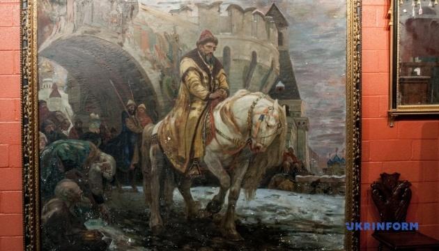 Викрадене полотно: Вперше зі США в Україну повертається історична картина