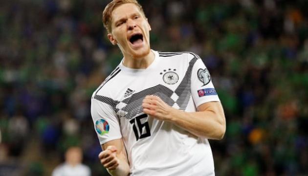 Євро-2020: Голландія виграла у Таллінні, Німеччина - в Белфасті, Бельгія - в Глазго