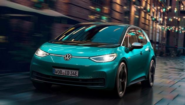 Volkswagen представив свій перший електрокар