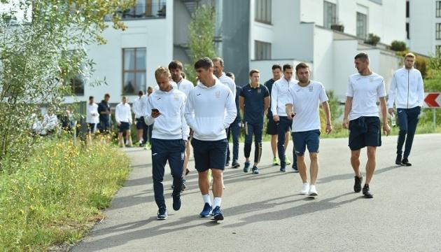 До заявки збірної України на спаринг із Нігерією увійшли 23 футболісти