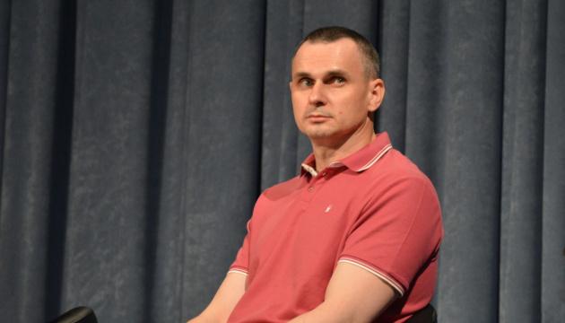Сенцов назвав дату презентації своєї нової книги