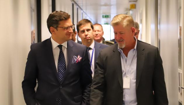 Україна та НАТО активізують співпрацю – Кулеба