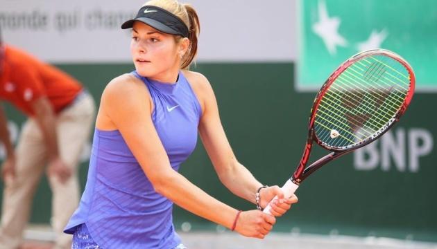Завацька поступилася хорватці на 250-тисячнику WTA у Китаї