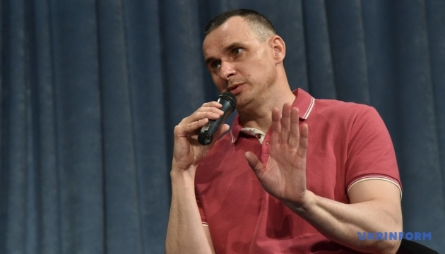 Sentsov: I will never recognize Crimea as part of Russia