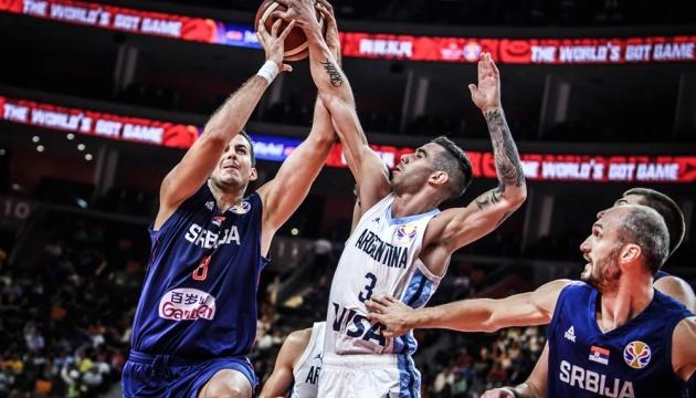 Аргентина стала першим півфіналістом ЧС з баскетболу