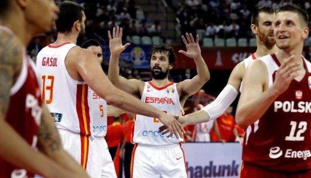 ЧС з баскетболу: Іспанія вийшла у півфінал