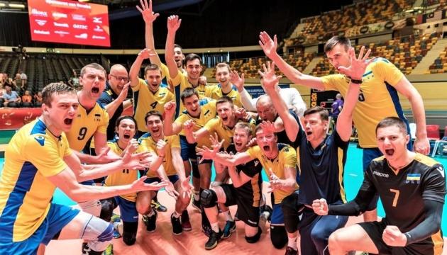 Збірна України назвала склад на ЧЄ з волейболу