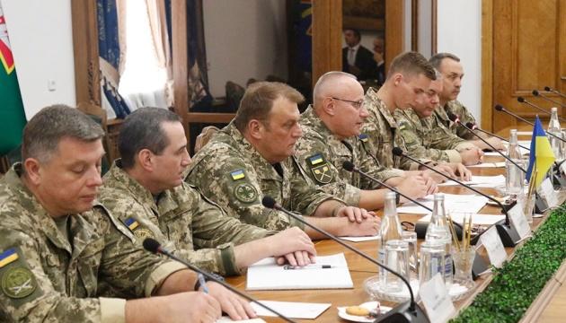 Хомчак: Готовність до вступу України в НАТО - стратегічна ціль реформи армії