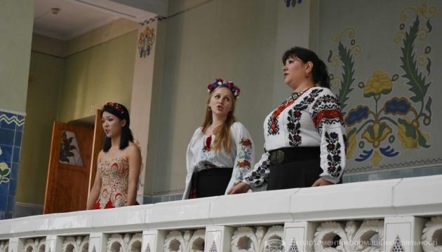 До 250-річчя з дня народження Котляревського відкрили виставку про інсценізацію його творів