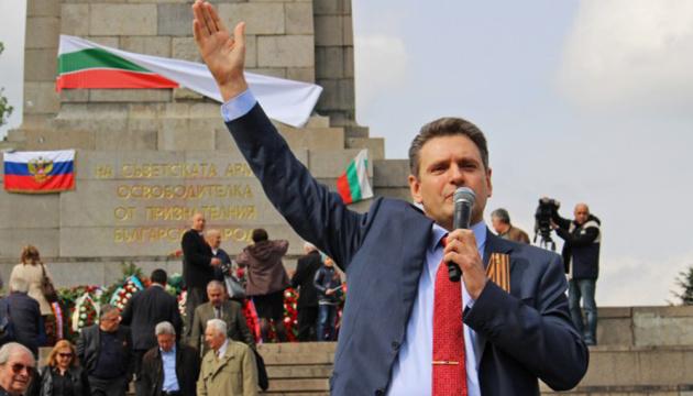 Болгарія офіційно обвинуватила лідера проросійського руху в шпигунстві