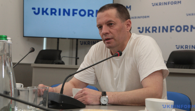 Suszczenko przeprowadzi dzisiaj pierwszą po swoim zwolnieniu konferencję prasową w Ukrinform