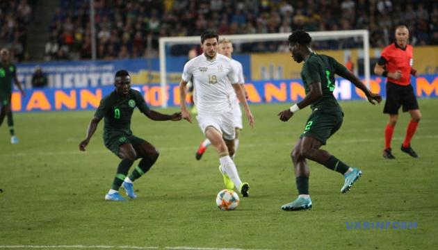 Яремчук не помітив, чи була задіяна рука під час його голу нігерійцям