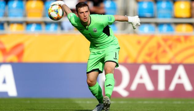 Нигерийцы больше играли за счет ошибок украинских футболистов - Лунин