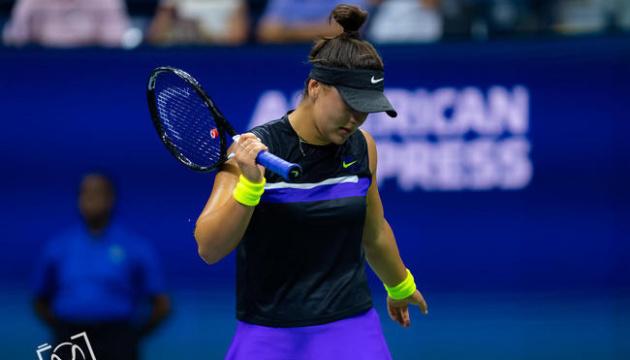 Чемпіонка US Open-2019 Андреєску знялася з турніру WTA Premier в Японії