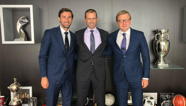 Даріо Срна отримав пропозицію стати офіційним амбасадором УЄФА