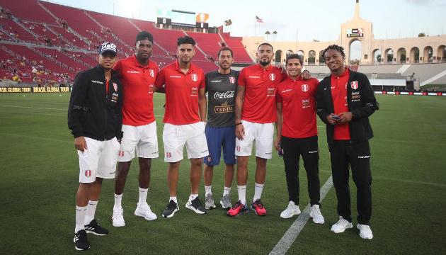 Динамівець Самбрано допоміг збірній Перу обіграти в спарингу Бразилію